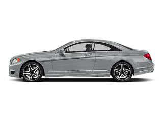 Iridium Silver Metallic 2014 Mercedes-Benz CL-Class Pictures CL-Class Coupe 2D CL63 AMG V8 Turbo photos side view