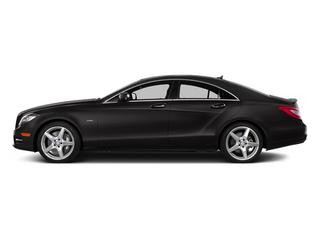 designo Mocha Black 2014 Mercedes-Benz CLS-Class Pictures CLS-Class Sedan 4D CLS550 photos side view