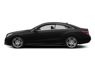 Obsidian Black Metallic 2014 Mercedes-Benz E-Class Pictures E-Class Coupe 2D E350 AWD V6 photos side view