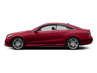 Mars Red 2014 Mercedes-Benz E-Class Pictures E-Class Coupe 2D E350 AWD V6 photos side view
