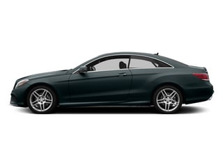 Steel Gray Metallic 2014 Mercedes-Benz E-Class Pictures E-Class Coupe 2D E350 AWD V6 photos side view