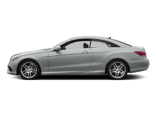 Iridium Silver Metallic 2014 Mercedes-Benz E-Class Pictures E-Class Coupe 2D E350 AWD V6 photos side view