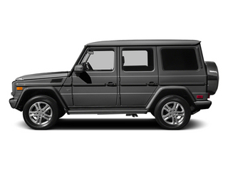 designo Graphite 2014 Mercedes-Benz G-Class Pictures G-Class 4 Door Utility 4Matic photos side view