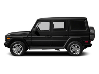 Magnetite Black Metallic 2014 Mercedes-Benz G-Class Pictures G-Class 4 Door Utility 4Matic photos side view