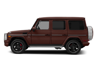 designo Mystic Brown 2014 Mercedes-Benz G-Class Pictures G-Class 4 Door Utility 4Matic photos side view