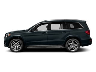 Steel Gray Metallic 2014 Mercedes-Benz GL-Class Pictures GL-Class Utility 4D GL350 BlueTEC 4WD V6 photos side view