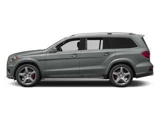 Palladium Silver Metallic 2014 Mercedes-Benz GL-Class Pictures GL-Class Utility 4D GL63 AMG 4WD V8 photos side view
