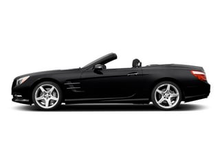 Black 2014 Mercedes-Benz SL-Class Pictures SL-Class Roadster 2D SL550 V8 Turbo photos side view