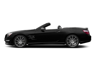 Magnetite Black Metallic 2014 Mercedes-Benz SL-Class Pictures SL-Class Roadster 2D SL63 AMG V8 Turbo photos side view