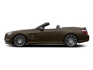 Dolomite Brown 2014 Mercedes-Benz SL-Class Pictures SL-Class Roadster 2D SL63 AMG V8 Turbo photos side view