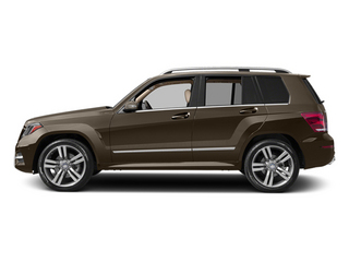 Dolomite Brown 2014 Mercedes-Benz GLK-Class Pictures GLK-Class Utility 4D GLK350 2WD V6 photos side view