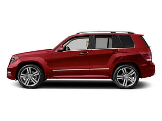 Mars Red 2014 Mercedes-Benz GLK-Class Pictures GLK-Class Utility 4D GLK350 2WD V6 photos side view