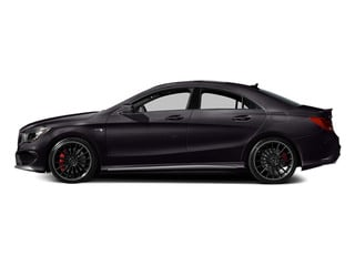 Northern Lights Violet Metallic 2014 Mercedes-Benz CLA-Class Pictures CLA-Class Sedan 4D CLA45 AMG AWD I4 Turbo photos side view