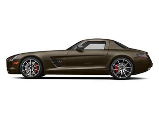 AMG Sepang Brown 2014 Mercedes-Benz SLS AMG GT Pictures SLS AMG GT 2 Door Coupe photos side view