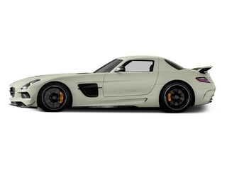 designo Mystic White II 2014 Mercedes-Benz SLS AMG Black Series Pictures SLS AMG Black Series 2 Door Coupe Black Series photos side view