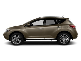 Tinted Bronze Metallic 2014 Nissan Murano Pictures Murano Utility 4D LE AWD V6 photos side view