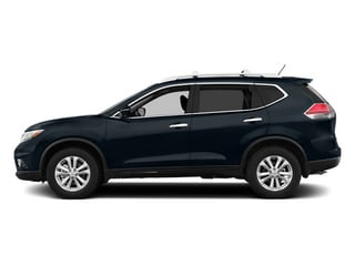 Graphite Blue 2014 Nissan Rogue Pictures Rogue Utility 4D SL AWD I4 photos side view