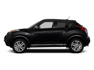 Sapphire Black 2014 Nissan JUKE Pictures JUKE Utility 4D NISMO 2WD I4 Turbo photos side view