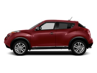 Cayenne Red 2014 Nissan JUKE Pictures JUKE Utlity 4D SV AWD I4 Turbo photos side view