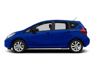 Metallic Blue 2014 Nissan Versa Note Pictures Versa Note Hatchback 5D Note S Plus I4 photos side view