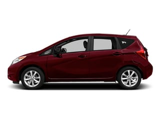 Red Brick Metallic 2014 Nissan Versa Note Pictures Versa Note Hatchback 5D Note S Plus I4 photos side view