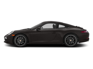 Anthracite Brown Metallic 2014 Porsche 911 Pictures 911 Coupe 2D H6 photos side view