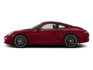 Amaranth Red Metallic 2014 Porsche 911 Pictures 911 Coupe 2D H6 photos side view