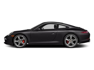 Graphite Grey 2014 Porsche 911 Pictures 911 Coupe 2D Carrera S Anniversary H6 photos side view