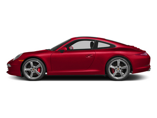 Guards Red 2014 Porsche 911 Pictures 911 Coupe 2D Turbo AWD H6 photos side view