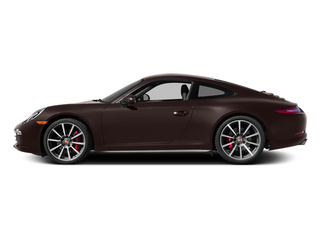Mahogany Metallic 2014 Porsche 911 Pictures 911 Coupe 2D 4S AWD H6 photos side view