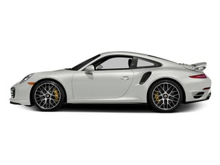 White 2014 Porsche 911 Pictures 911 Coupe 2D Turbo S AWD H6 photos side view