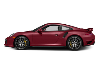 Amaranth Red Metallic 2014 Porsche 911 Pictures 911 Coupe 2D Turbo S AWD H6 photos side view