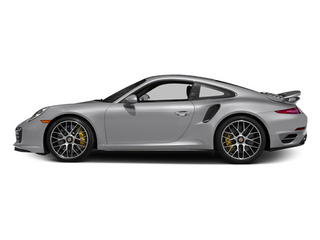 GT Silver Metallic 2014 Porsche 911 Pictures 911 Coupe 2D Turbo S AWD H6 photos side view