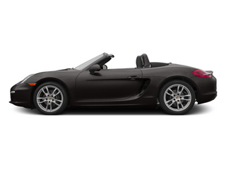Anthracite Brown Metallic 2014 Porsche Boxster Pictures Boxster Roadster 2D H6 photos side view