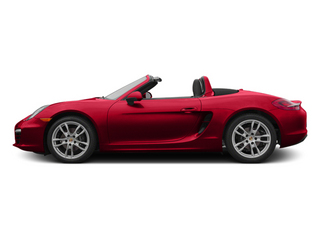 Guards Red 2014 Porsche Boxster Pictures Boxster Roadster 2D H6 photos side view