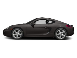 Anthracite Brown Metallic 2014 Porsche Cayman Pictures Cayman Coupe 2D H6 photos side view