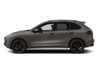 Meteor Gray Metallic 2014 Porsche Cayenne Pictures Cayenne Utility 4D GTS AWD V8 photos side view
