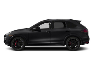 Black 2014 Porsche Cayenne Pictures Cayenne Utility 4D GTS AWD V8 photos side view