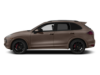 Umber Metallic 2014 Porsche Cayenne Pictures Cayenne Utility 4D GTS AWD V8 photos side view