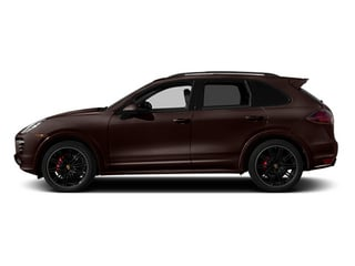 Mahogany Metallic 2014 Porsche Cayenne Pictures Cayenne Utility 4D GTS AWD V8 photos side view