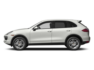 White 2014 Porsche Cayenne Pictures Cayenne Utility 4D AWD V6 photos side view