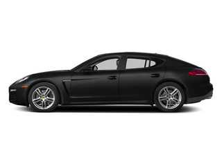 Custom Color Uni 2014 Porsche Panamera Pictures Panamera Hatchback 4D 4S V6 Turbo photos side view