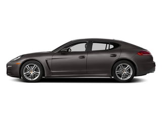 Agate Gray Metallic 2014 Porsche Panamera Pictures Panamera Hatchback 4D S AWD V8 Turbo photos side view
