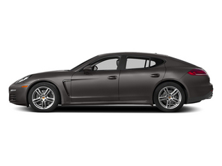 Agate Gray Metallic 2014 Porsche Panamera Pictures Panamera Hatchback 4D 4S V6 Turbo photos side view