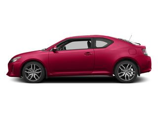Absolutely Red 2014 Scion tC Pictures tC Liftback 3D Monogram I4 photos side view