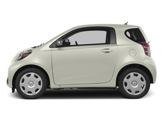 Blizzard Pearl 2014 Scion iQ Pictures iQ Hatchback 3D I4 photos side view