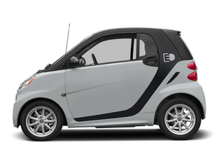 Silver Metallic 2014 smart fortwo electric drive Pictures fortwo electric drive Coupe 2D Electric photos side view
