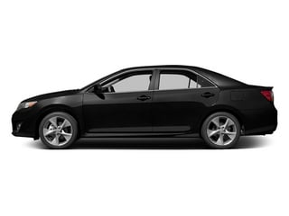 Attitude Black Metallic 2014 Toyota Camry Pictures Camry Sedan 4D LE I4 photos side view