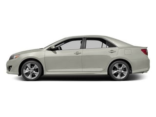 Creme Brulee Mica 2014 Toyota Camry Pictures Camry Sedan 4D LE I4 photos side view