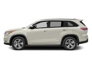 Blizzard Pearl 2014 Toyota Highlander Pictures Highlander Utility 4D Limited 4WD V6 photos side view